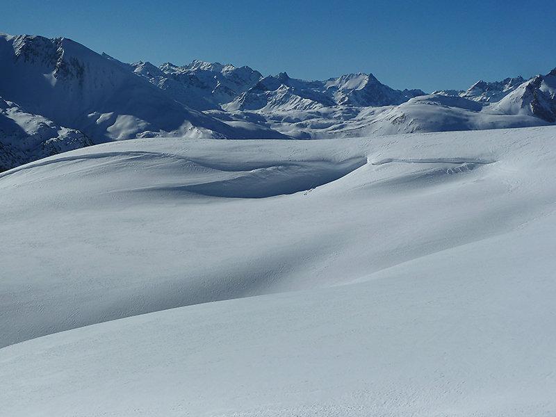 Skitour zum schwarzen Kranz