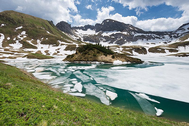 Ein Hauch Island in den Allgäuer Alpen