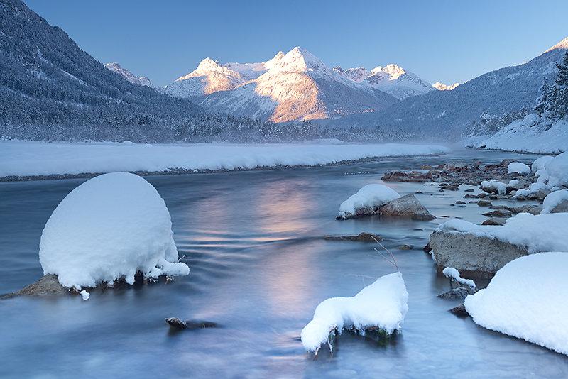 Zauberhafte Landschaft